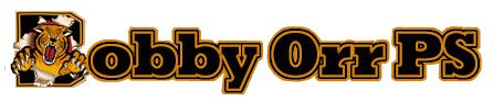 Bobby Orr Public School logo